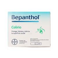 BEPANTHOL COLIRIO ESTERIL 10 MONODOSIS X 0.5 ML