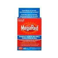 MEGARED 500 OMEGA 3 ACEITE DE KRILL 60 CAPS