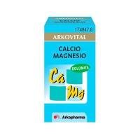 CALCIO-MAGNESIO ARKOVITAL 50 CAPS