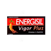 ENERGISIL 30 CAPS