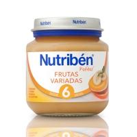 NUTRIBEN FRUTAS VARIADAS POTITO INICIO 130 G
