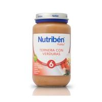 NUTRIBEN TERNERA CON VERDURA POTITO GRANDOTE 250 G