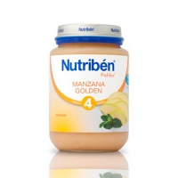 NUTRIBEN MANZANA POTITO JUNIOR 200 G