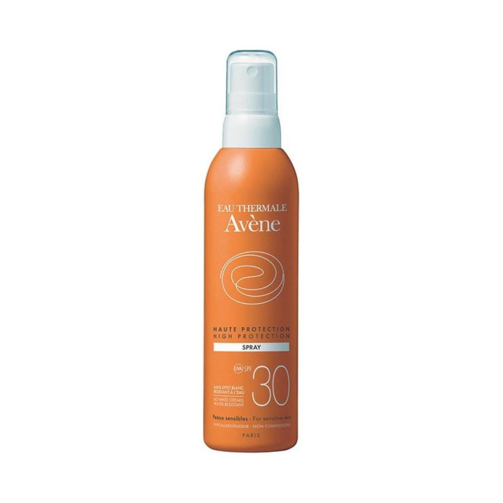 avene solar spray spf 30 200 ml
