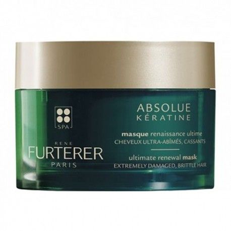 Rene Furterer Absolue Keratine Mascarilla 200 ml