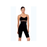 BODY- SHORT TURBO DERM ANTICELULITIS T- 5 NEGRO