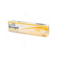RECUGEL HIDRATACION OCULAR 10 G