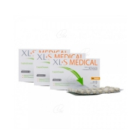 XLS MEDICAL CAPTAGRASAS 180 COMP