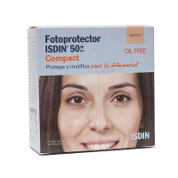 FOTOPROTECTOR ISDIN COMPACT SPF-50+ BRONCE 10 G