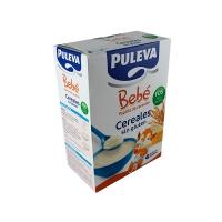 PULEVA BEBE PAPILLA CEREALES SIN GLUTEN /FOS 500 G