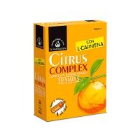 CITRUS COMPLEX EL NATURALISTA 20 VIALES BEBIBLES 10 ML