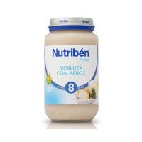 NUTRIBEN MERLUZA CON ARROZ POTITO GRANDOTE 250 G
