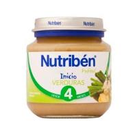 NUTRIBEN VERDURAS POTITO INICIO 130 G