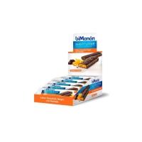 Bimanan Barritas de Chocolate NegroNaranja 24 Barritas