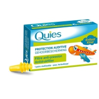 Quies Tapones Anti-presión infantil Earplanes