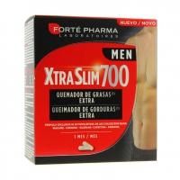 XtraSlim 700 Men Forte Pharma 120 cápsulas